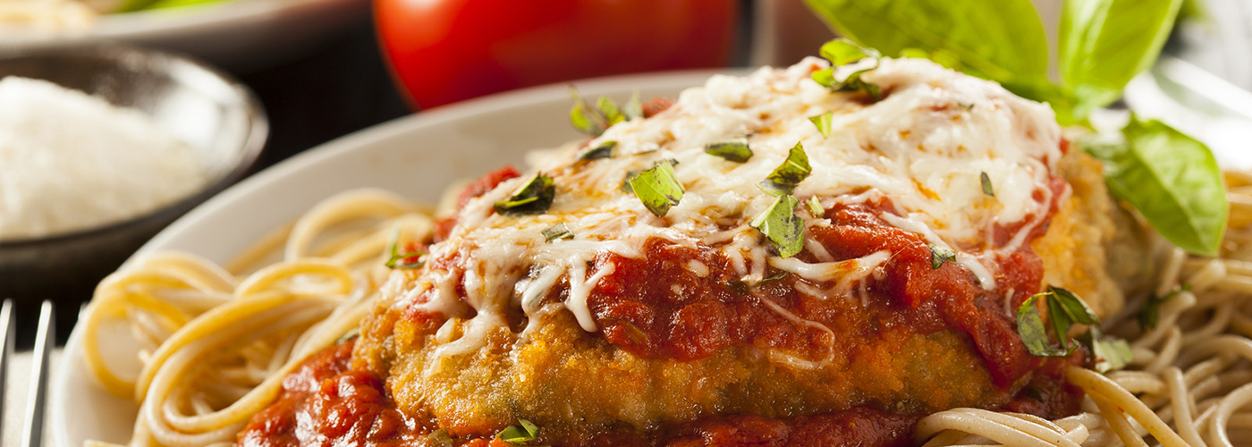 Corner House Chicken Parmesan